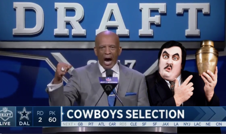 Drew Pearson and Paul Bearer